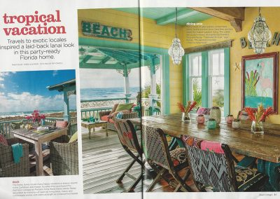 Beach Cottages Article